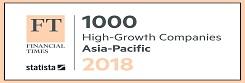 아시아-태평양 지역 급성장 1000대 기업 소개 바로가기